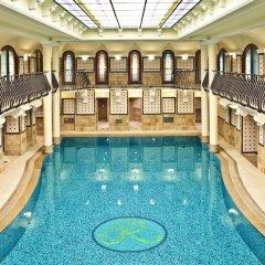 Отель Corinthia Hotel Budapest Венгрия, Будапешт - 4 отзыва об отеле, цены и фото номеров - забронировать отель Corinthia Hotel Budapest онлайн бассейн фото 3