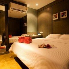 Отель JUSTBEDS Бангкок комната для гостей фото 5