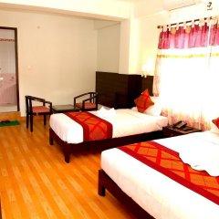 Отель Center Lake Непал, Покхара - отзывы, цены и фото номеров - забронировать отель Center Lake онлайн комната для гостей