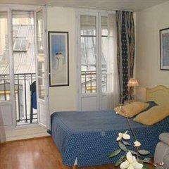 Апартаменты Quartier Latin (2) Apartment Париж комната для гостей фото 2