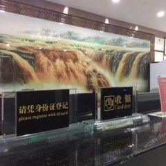 Отель Pohu Hotel (Guangzhou Hengbao Square Changshou Road Metro Station) Китай, Гуанчжоу - отзывы, цены и фото номеров - забронировать отель Pohu Hotel (Guangzhou Hengbao Square Changshou Road Metro Station) онлайн интерьер отеля фото 3