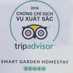 Отель Smart Garden Homestay Вьетнам, Хойан - отзывы, цены и фото номеров - забронировать отель Smart Garden Homestay онлайн ванная фото 2