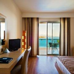 Waterplanet Hotel & Aquapark Окурджалар комната для гостей фото 3
