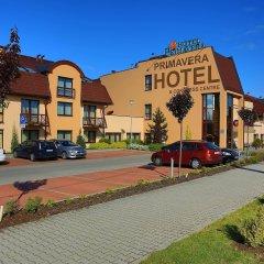 PRIMAVERA Hotel & Congress centre Пльзень парковка