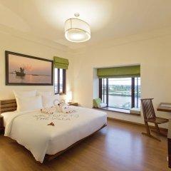The Villa Hoi An Boutique Hotel комната для гостей фото 3