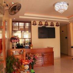 Bonanza Hotel Danang интерьер отеля фото 2