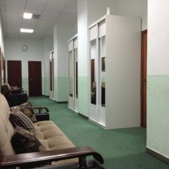 Хостел Комфорт Парк фитнесс-зал