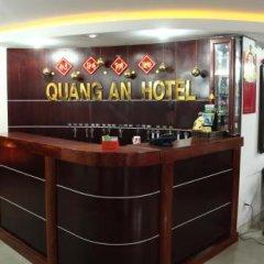 Quang An Hotel интерьер отеля фото 2