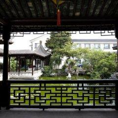 Suzhou Grand Garden hotel балкон