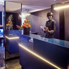 Отель Hôtel Déclic гостиничный бар