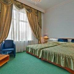 Гостиница Варшава 3* Стандартный номер с двуспальной кроватью