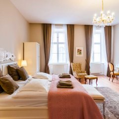 Апартаменты Elegantvienna Apartments Вена комната для гостей фото 2