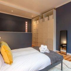 Отель Luxury Traditional Tenement Великобритания, Глазго - отзывы, цены и фото номеров - забронировать отель Luxury Traditional Tenement онлайн комната для гостей фото 2
