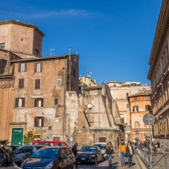 Отель Costaguti Apartment Италия, Рим - отзывы, цены и фото номеров - забронировать отель Costaguti Apartment онлайн фото 11