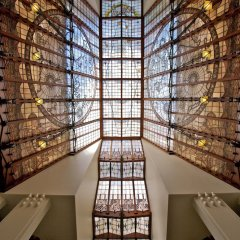Отель Grand Hotel Amrath Amsterdam Нидерланды, Амстердам - 5 отзывов об отеле, цены и фото номеров - забронировать отель Grand Hotel Amrath Amsterdam онлайн интерьер отеля фото 4