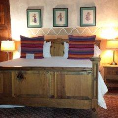 Отель Hacienda de Los Santos комната для гостей