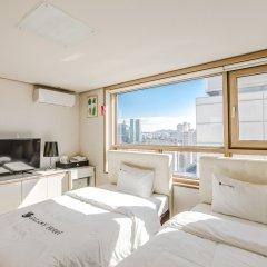 Galaxy Hotel комната для гостей фото 4