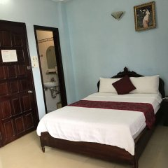 Hong Thien Backpackers Hotel комната для гостей