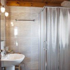 Отель Irides Luxury Studios & Apartments Греция, Эгина - отзывы, цены и фото номеров - забронировать отель Irides Luxury Studios & Apartments онлайн ванная фото 2
