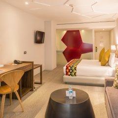 Отель Room Mate Valentina Мексика, Мехико - отзывы, цены и фото номеров - забронировать отель Room Mate Valentina онлайн комната для гостей фото 2