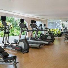 Отель Sheraton Samui Resort фитнесс-зал фото 4