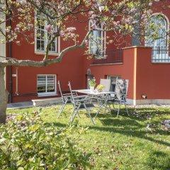 Отель Villa am Park Германия, Дрезден - отзывы, цены и фото номеров - забронировать отель Villa am Park онлайн фото 19