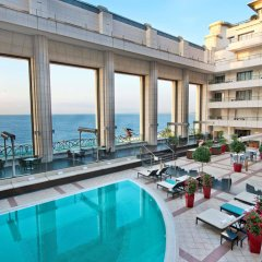 Отель Hyatt Regency Nice Palais de la Méditerranée бассейн фото 2