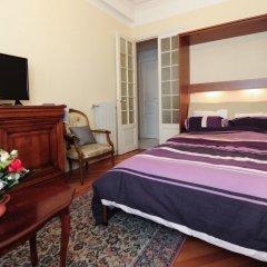 Отель Appartement Minuetto - 5 Stars Holiday House Ницца комната для гостей фото 3