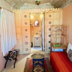 Отель Dar Jameel Марокко, Танжер - отзывы, цены и фото номеров - забронировать отель Dar Jameel онлайн удобства в номере фото 2