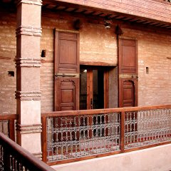 Отель Riad Aladdin Марокко, Марракеш - отзывы, цены и фото номеров - забронировать отель Riad Aladdin онлайн балкон