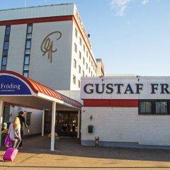 Отель Best Western Gustaf Fröding Hotel & Konferens Швеция, Карлстад - отзывы, цены и фото номеров - забронировать отель Best Western Gustaf Fröding Hotel & Konferens онлайн приотельная территория фото 2