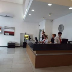 Cecomtur Executive Hotel интерьер отеля