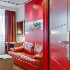 Ред Старз Отель 4* Стандартный номер с двуспальной кроватью фото 6
