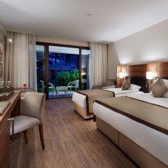 Отель Nirvana Lagoon Villas Suites & Spa комната для гостей фото 2