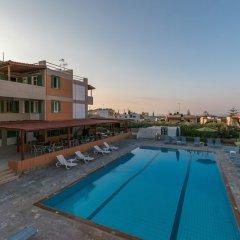 Отель Mitos Boutique Hersonissos Греция, Херсониссос - отзывы, цены и фото номеров - забронировать отель Mitos Boutique Hersonissos онлайн бассейн