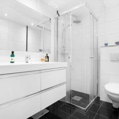 Отель Nordic Host Apts - Vestregata 64A Tromsø ванная