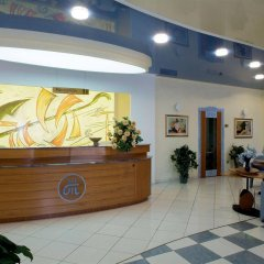 Отель Grand Hotel La Tonnara Италия, Амантея - отзывы, цены и фото номеров - забронировать отель Grand Hotel La Tonnara онлайн интерьер отеля