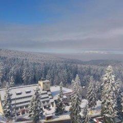 Отель Ela Болгария, Боровец - отзывы, цены и фото номеров - забронировать отель Ela онлайн приотельная территория фото 2