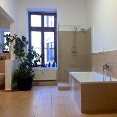 Отель Gwuni Mopera Германия, Лейпциг - отзывы, цены и фото номеров - забронировать отель Gwuni Mopera онлайн ванная