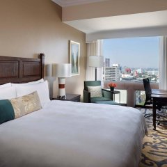 Отель JW Marriott Hotel Mexico City Мексика, Мехико - отзывы, цены и фото номеров - забронировать отель JW Marriott Hotel Mexico City онлайн комната для гостей фото 2