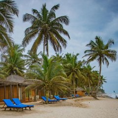 Отель Anomabo Beach Resort пляж фото 2