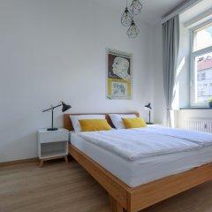 Отель Avantgarde apartments Чехия, Пльзень - отзывы, цены и фото номеров - забронировать отель Avantgarde apartments онлайн комната для гостей фото 4