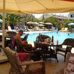 Отель Parkmar Apart бассейн