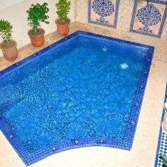 Отель Riad Andalib Марокко, Фес - отзывы, цены и фото номеров - забронировать отель Riad Andalib онлайн бассейн фото 2