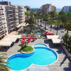 Отель Apartamentos Los Peces Rentalmar Испания, Салоу - 1 отзыв об отеле, цены и фото номеров - забронировать отель Apartamentos Los Peces Rentalmar онлайн фото 2