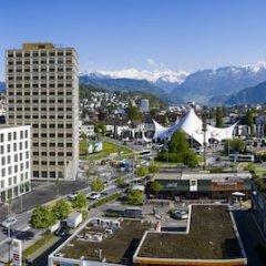 Отель Holiday Inn Express Luzern - Kriens городской автобус