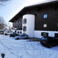 Апартаменты Auhof Apartments парковка