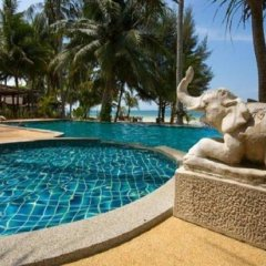 Отель Am Samui Resort бассейн фото 4