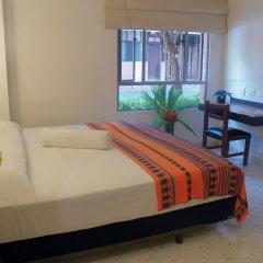 Отель Casa Santa Mónica Колумбия, Кали - отзывы, цены и фото номеров - забронировать отель Casa Santa Mónica онлайн комната для гостей фото 4