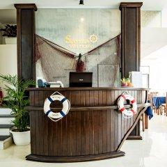 Отель Santa Villa Hoi An интерьер отеля